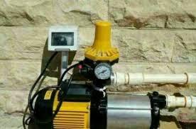 مضخة دفع الماء بالكويت